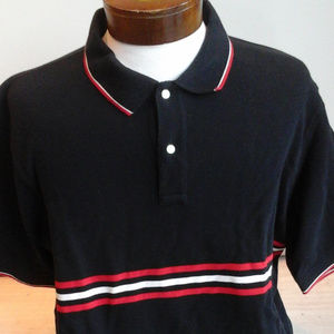 Lands' End Men's Golf Cotton Polo Shirt Size XL